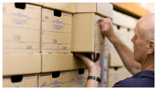 Business and commercial storage services